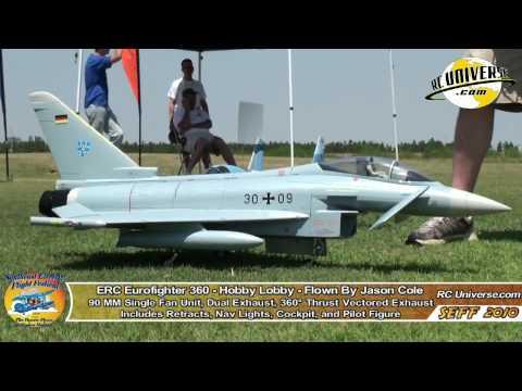 SEFF 2010 - Eurofighter 360, Hobby Lobby - YouTube