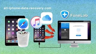 Three Way to Recover Safari bookmark from iPad Mini / iPad Mini 2 / iPad Mini 3
