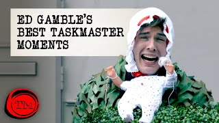 Ed Gamble's Best Taskmaster Moments