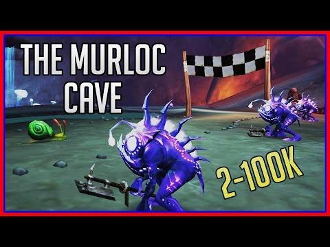 WoW Gold Guide   Deep Cavern Murloc Farming   2k-100k