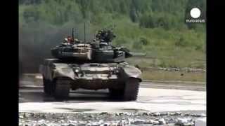 США: Российские танки в Сирии видео 07.10.2015