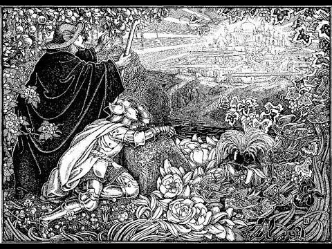 JOHN BUNYAN, audio libro, El Progreso del Peregrino, parte 1