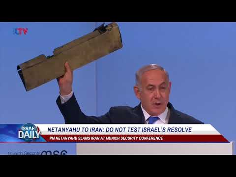 Your Morning News From Israel - Feb. 19, 2018