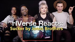rIVerse Reacts: Sucker by Jonas Brothers - M/V Reaction