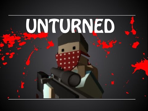 [Unturned Free To Play] WHY IS IT SO DARK?!