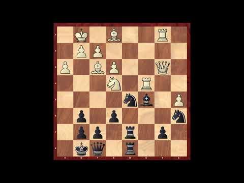 Stockfish 8 Vs Komodo 9 (Game 1 - Best Free Chess Engines)