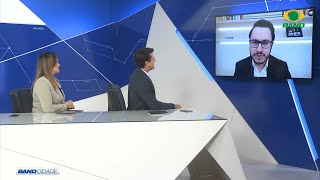Entrevista Jornal Band Cidade |  TV Bandeirantes Lincoln Firoozmand