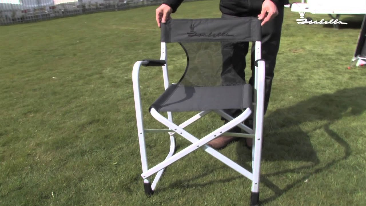Isabella Awnings Directors Chair
