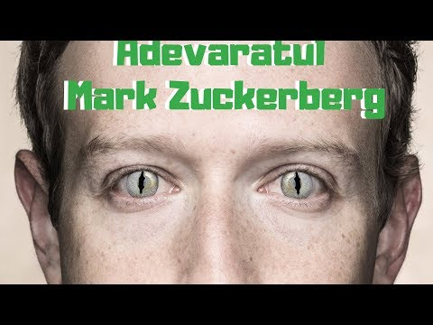 De Ce Arata Mark Zuckerberg Ca Un Robot