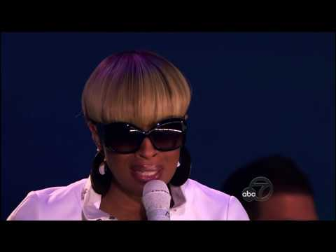 Mary J. Blige performs Stairway to Heaven - HD