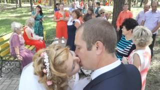 Свадьба Алексея и Ольги 01 августа 2015