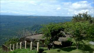 Taal Vista Hotel in Tagaytay City - View from our Room