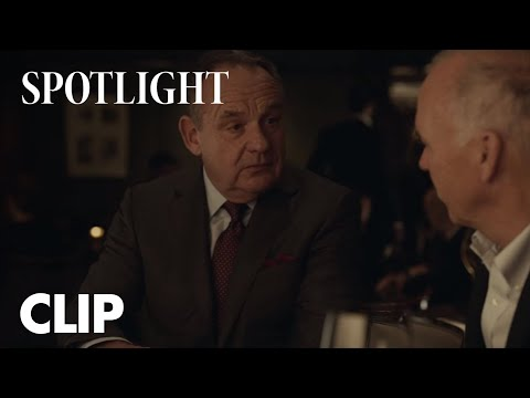 "Spotlight Film Clip ""Looks The Other Way"" #SpotlightMovie"