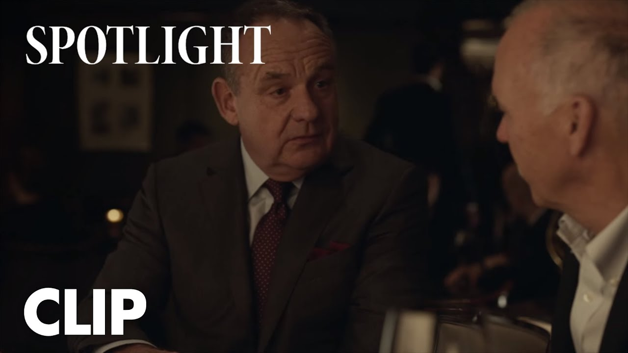 "Spotlight | ""Looks The Other Way"" Clip 