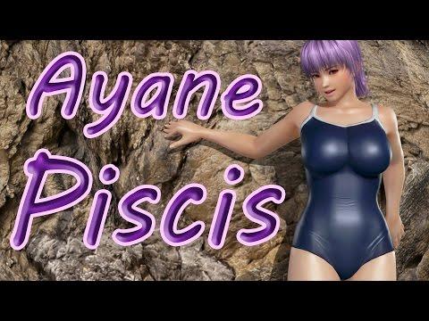 Dead or Alive Xtreme 3 Ayane Gravure 26 Piscis