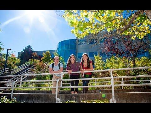 VIU campus tour - Cordell