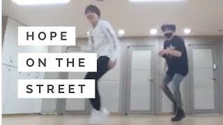 Hope On The Street || Manolo by J-HOPE and JUNGKOOK