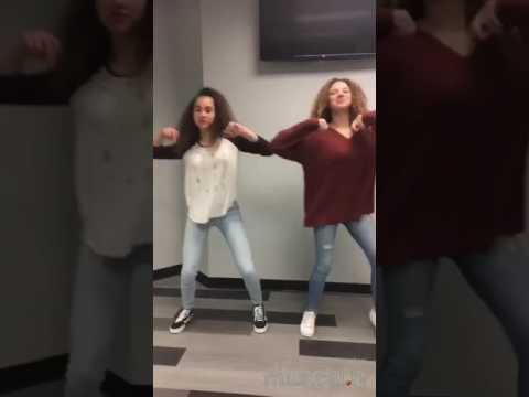 The # Haschak sisters ar on musically