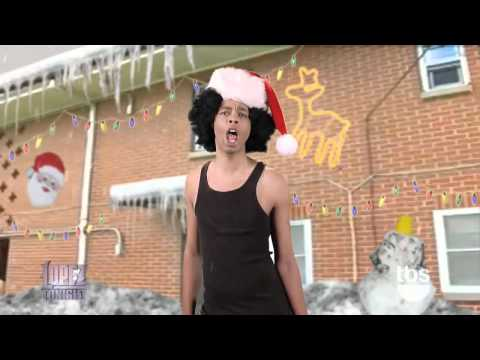 Antoine Dodson Chimney Intruder Christmas Song hide Ya Gifts from Santa Claus