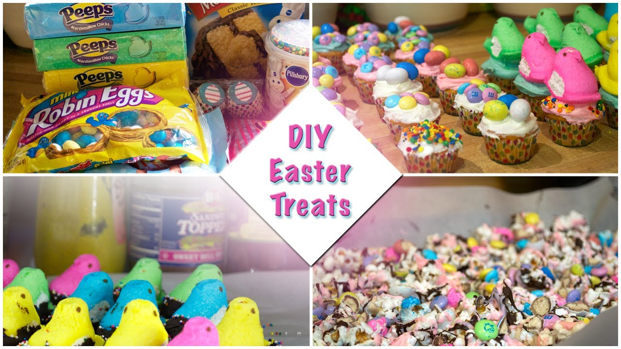 Diy easter treatsquick and easy youtube negle Choice Image