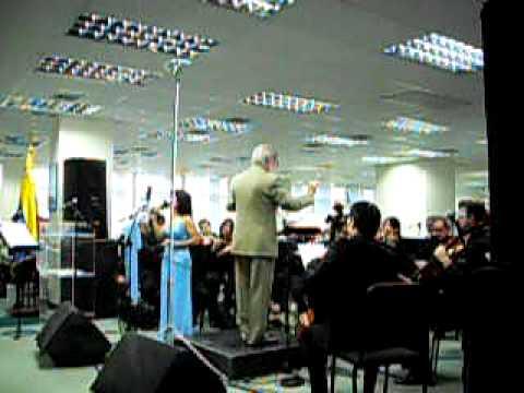Concierto de Mary Olga Rodriguez con la Sinfónica ...