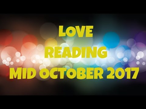 Pisces Love reading Mid October 2017 What's up,  PISCES  are we on or off??