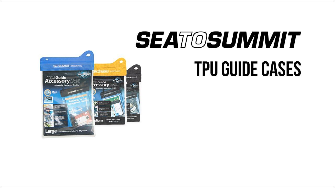 Sea to Summit TPU Guide Waterproof Case