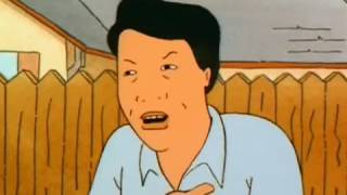 So are you Chinese or Japanese-King of the Hill