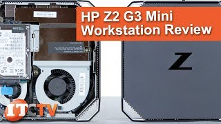 hp z2 g3 mini workstation unboxing review