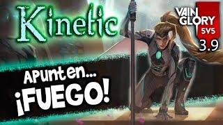 Apunten... ¡FUEGO!   Kinetic Gameplay   Vainglory 3.9 [Español]   Black Ursus
