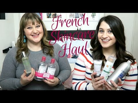 French Skincare (City Pharma) Haul | As Told By