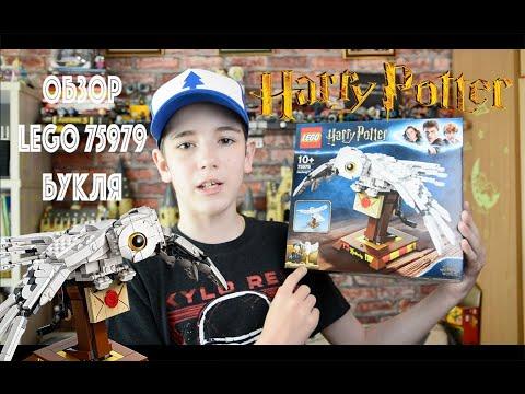 Обзор Lego Harry Potter 75979 Сова Букля