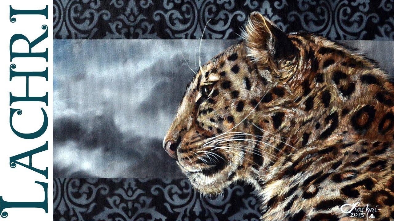 Acrylic Zebra Paintings