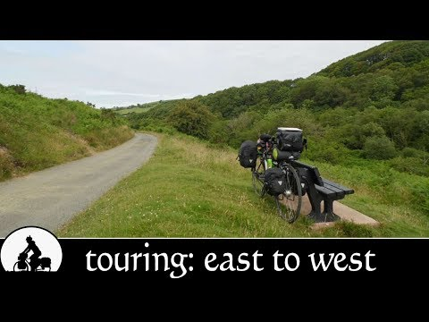 bicycle touring uk: east to west (new cut) ✔