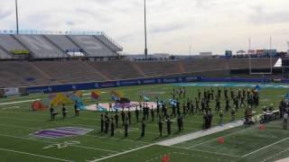 Central High School, Grand Junction, CO- Quarter finals state Marching band 2016.