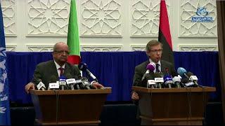 الجولة الثانية من الحوار الليبي : اجماع على ضرورة تشكيل حكومة توافقية