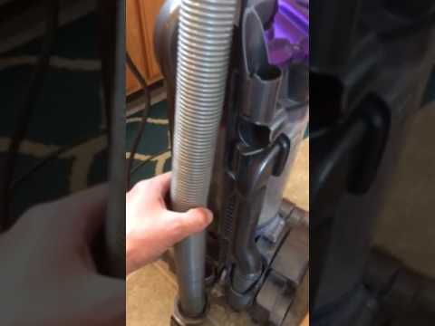 Dyson Dc28 Animal Wand Stuck Youtube