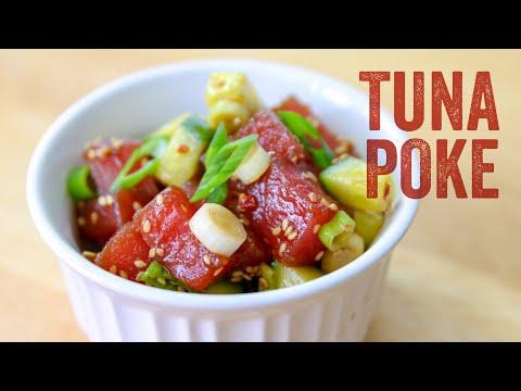 Tuna Poke: Season 5, Ep. 15 Chef Julie Yoon