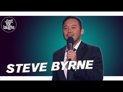 Steve Byrne  You Look Good For 40