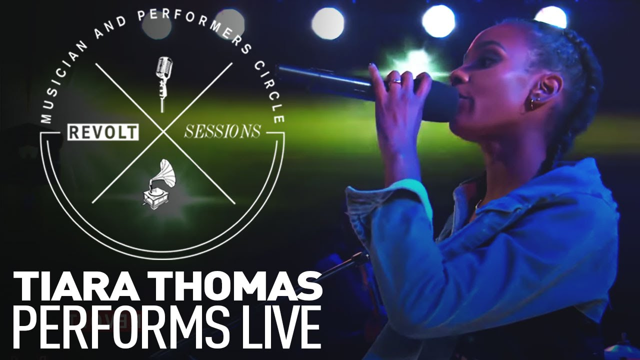 Tiara Thomas Performs Live | REVOLT Sessions