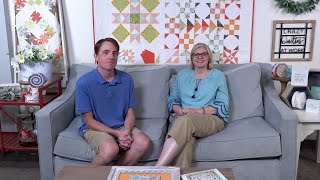 Behind the Seams: Q&A wİth Kevin and Kimberly Jolly!