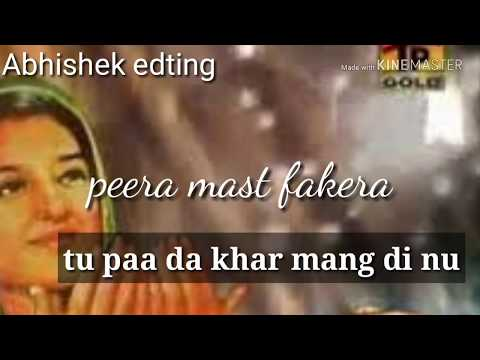 Peer Baba Punjabi WhatsApp Status Song Musical Status Vedos Created By Creative Mind Best Videos