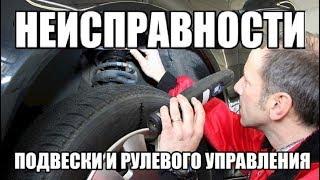 видео Ремонт рулевого механизма