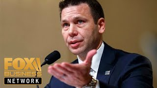 McAleenan talks 'Protecting the Homeland' before Congress