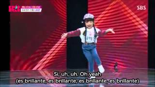 Na Ha Eun - Do You Want to Build a Snowman? (Sub Español) #KpopStar4