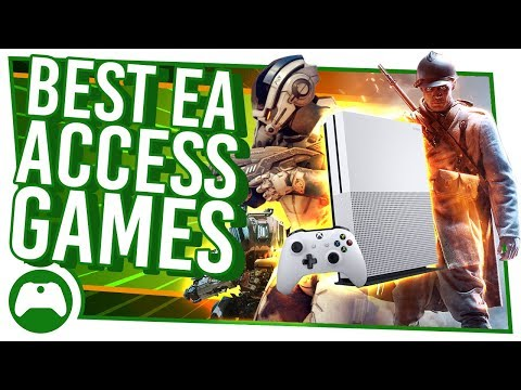 10 Best Games You Can Play In The EA Access Vault