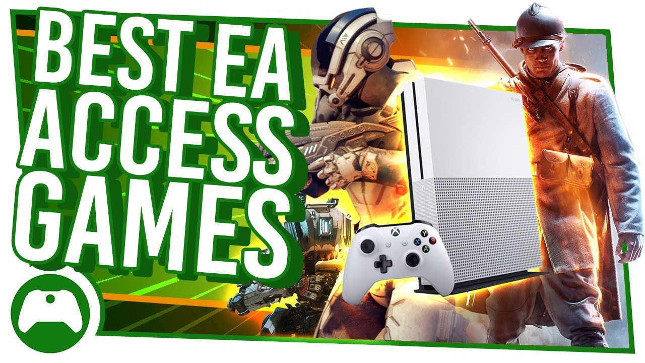 10 Best Games You Can Play In The Ea Access Vault Youtube