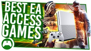EA Access is a bit like Netflix for EA Games - with one subscriptio...