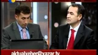 Xezer Tv / Azerbaycan - Türk Dünyası & Hizmetkâr Liderlik  (Part 1)