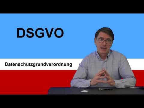 Dsgvo Und Das Problem Der Visitenkarten Youtube